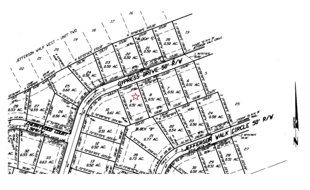 199 Cypress - Survey Image